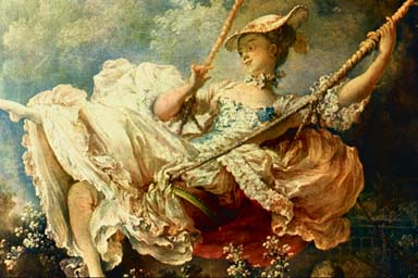 About rococo for Rococo period paintings